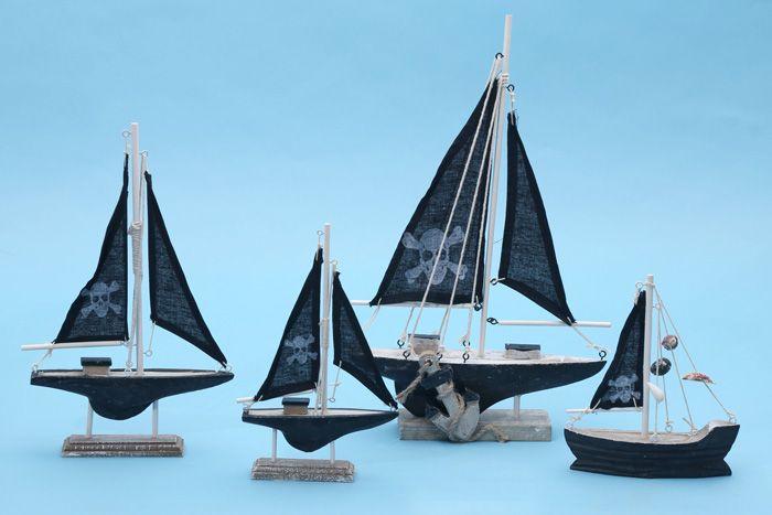 Pirátské #lodě, dřevěná #dekorace #nautical #homedecor