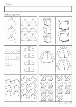 kindergarten winter math worksheets free kindergarten winter worksheets for a cold day theme. Black Bedroom Furniture Sets. Home Design Ideas