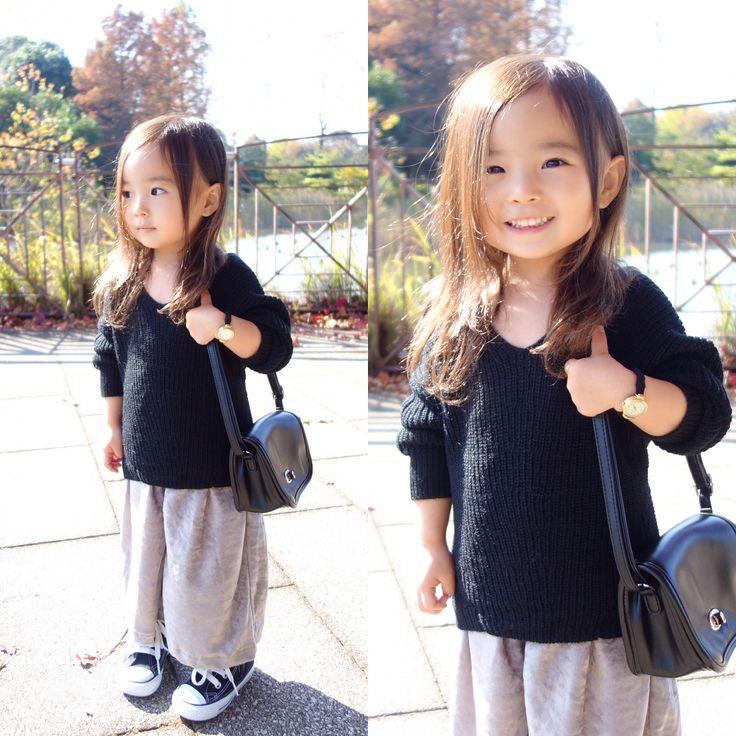 いいね!12.8千件、コメント187件 ― @sarasara718のInstagramアカウント: 「. . coordinate♡ . knit ▶︎ #ciaopanictypy pants ▶︎ #ciaopanictypy shoes ▶︎ #converse bag ▶︎…」