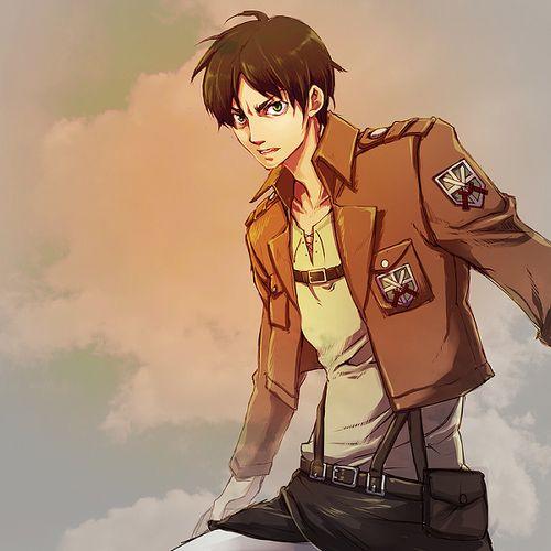 ... No Kyojin (Attack On Titan) Fan Art