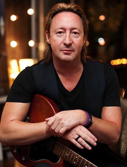 Julian Lennon   ... National Board of Directors Names Julian Lennon as Global Ambassador