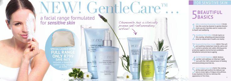Incredibile NEW GentleCare™ range