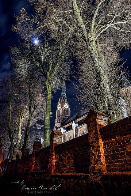 Light the church by Geodeta_31, via Flickr