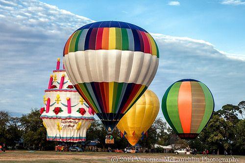 Balloons-2 by Veronica McLaughlin Photography, via Flickr