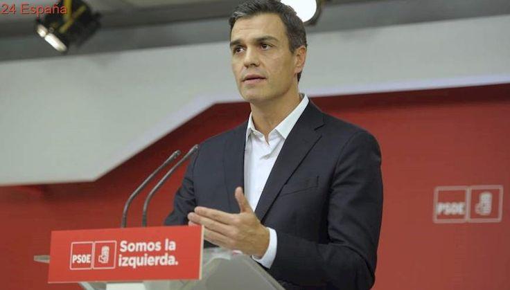 Pedro Sánchez cobra del PSOE 4.100 euros, un 28% más que Rajoy como presidente