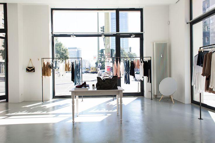 Anine Bing Store in Berlin   Anine Bing, dänisch stammendes Ex - design klassiker ferienwohnungen weimar