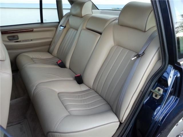S90 superbe cuir beige