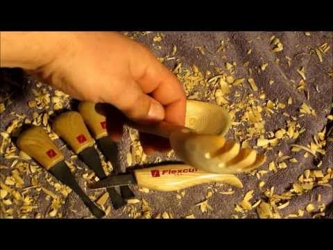 wood carving - how to carve wood with Dave Zachary - YouTube