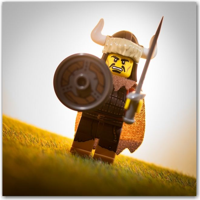 Photo Inspire | 30 inspirational LEGO photos by Clement
