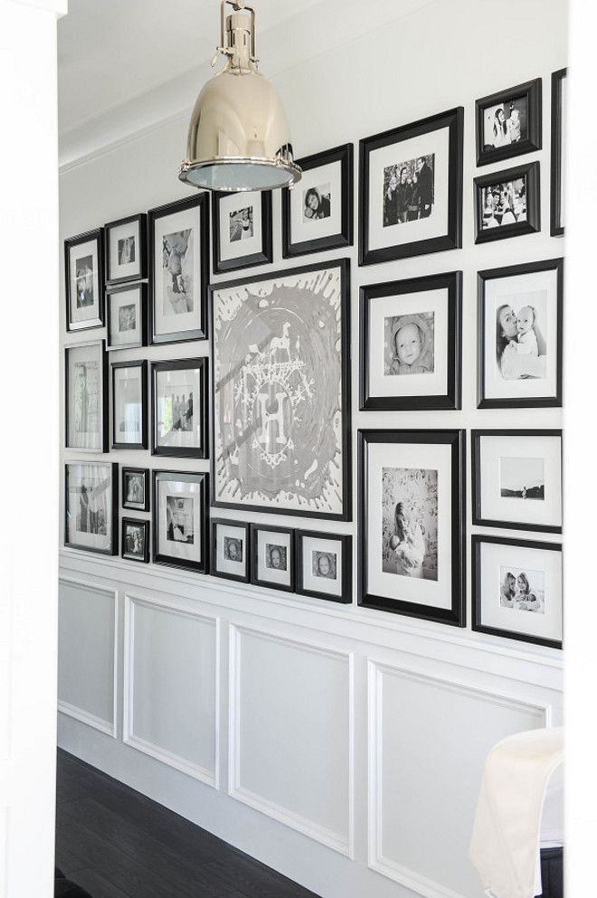 17 Best Ideas About Hallway Photo Galleries On Pinterest