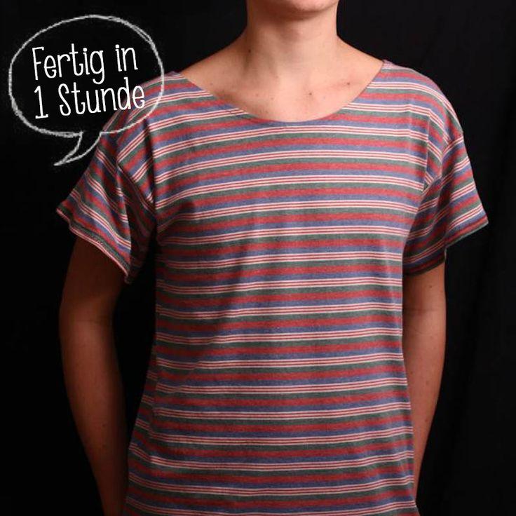 shirt- Fertig in 1 h