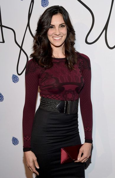 Daniela Ruah Photos Photos - Actress Daniela Ruah arrives at Tyler Ellis Celebrates 5th Anniversary And Launch Of Tyler Ellis x Petra Flannery Collection at Chateau Marmont on January 31, 2017 in Los Angeles, California. - Tyler Ellis Celebrates 5th Anniversary