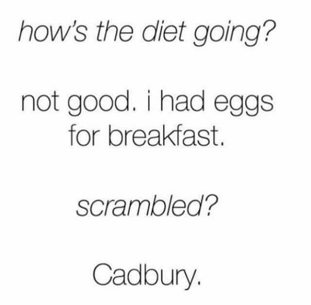 Diet joke