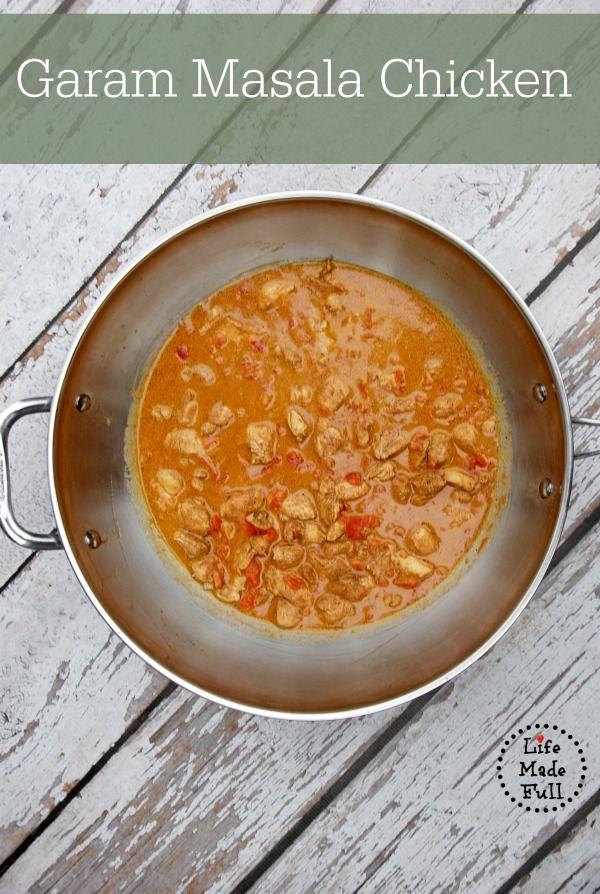 garam masala chicken garam masala chicken paleo meals paleo recipes ...