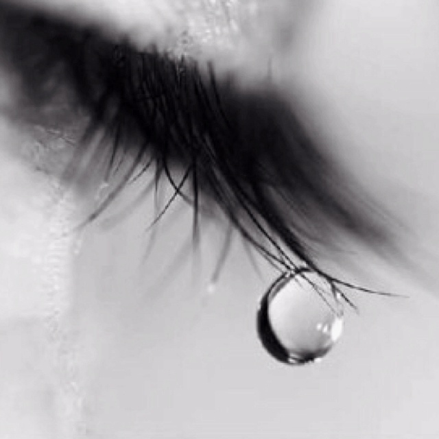 He will wipe every tear from your eyes.  There will be no more death or mourning or crying or pain, for the old order of things has passed away.  Revelation 21:4