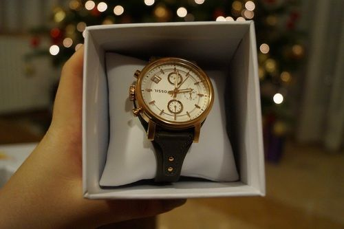 Najlepszy prezent! #fossil #fossilwatch #fashion #christmas #chrismtastree #winter #dlaniej #butikiswiss
