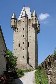 Burg Nassau – Germany