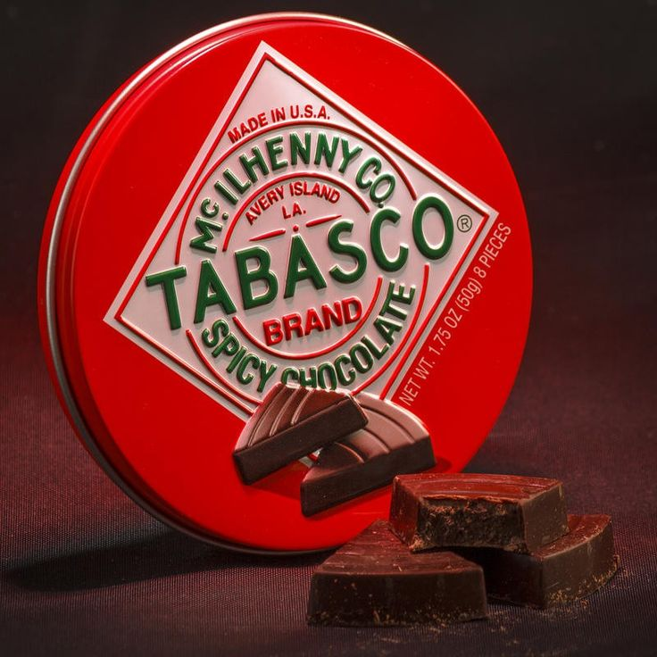 Tabasco Chocolate