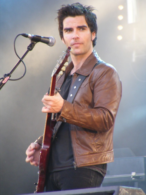 Kelly Jones, Stereophonics - pitch perfect as always last night in Plymouth England 23/3/2013