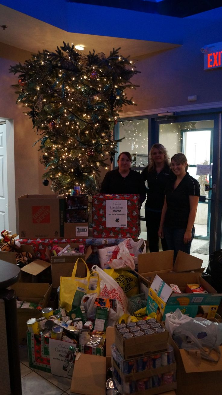 TekSavvy employees making a difference in the lives of others this Holiday Season http://on.fb.me/18RvVIl