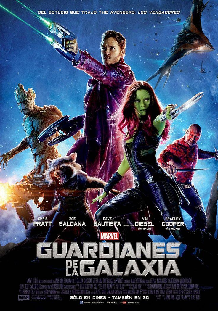 Guardianes de la Galaxia (2014) | Online Español Latino