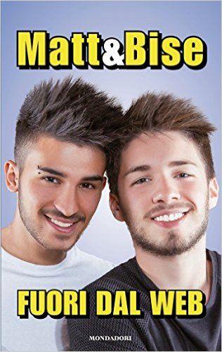 """I due giovani youtubers star del web, Matt & Bise (Matteo Pelusi & Valentino Bisegna), si conoscono nel 2008 a scuola e nel 2009 nasce il canale youtube """"Matt & Bise"""". Ora si raccontano nel loro primo libro."""