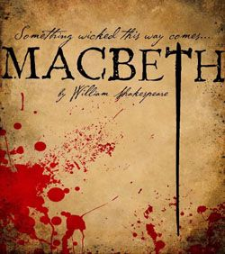 an analysis of the ambition in the play macbeth by william shakespeare Struggling with themes such as ambition in william shakespeare's macbeth  macbeth by william shakespeare home / literature / macbeth /  or play the.