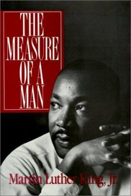 11 best martin luther king jr books images on pinterest king jr the measure of a man by king martin luther jr fandeluxe Image collections