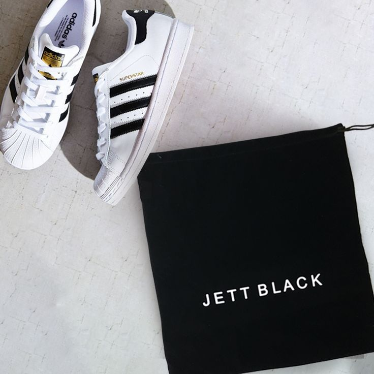Travel Clean, Fresh and Organised_Jett Black Shoe Pouches_ Travel Accessories_Adidas
