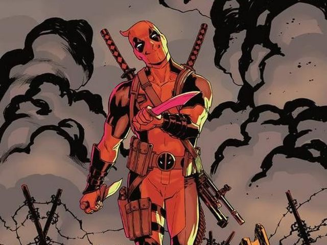 I got: You are Deadpool! Which Marvel Comic Character Are You?
