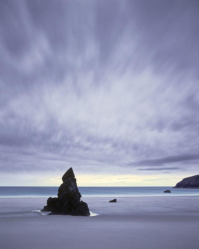 Silent Sentinel ~ Sango Bay, Durness, Sutherland, Scotland