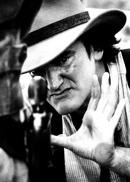 Genius Quentin Tarantino Director of movies such as: Kill Bill, Django Unchained, Inglorious Basterds, etc