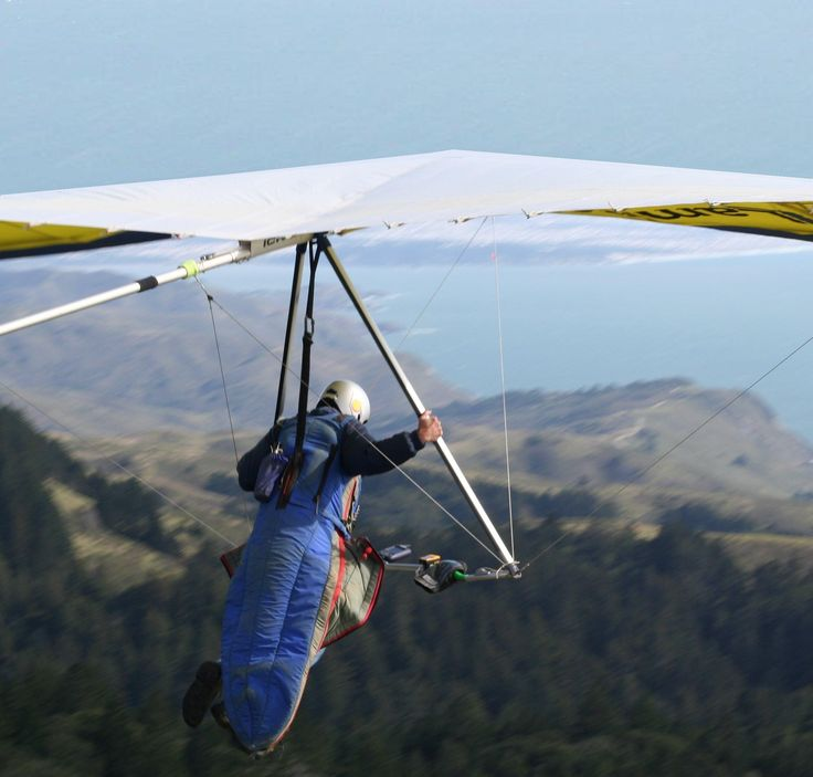 Hang gliding - Wikipedia, the free encyclopedia