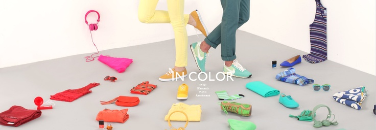 Urban Outifitters - Color