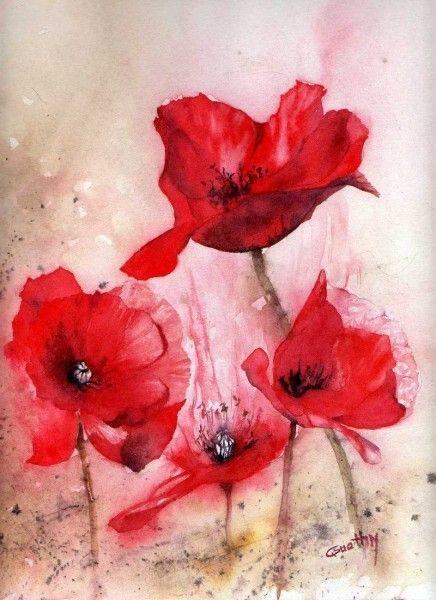 """""""Les coquelicots, c'est le Mercurochrome de la nature, des fleurs à cicatriser toutes vos blessures."""""""