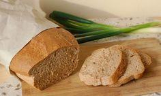 Špaldový cibulový chléb