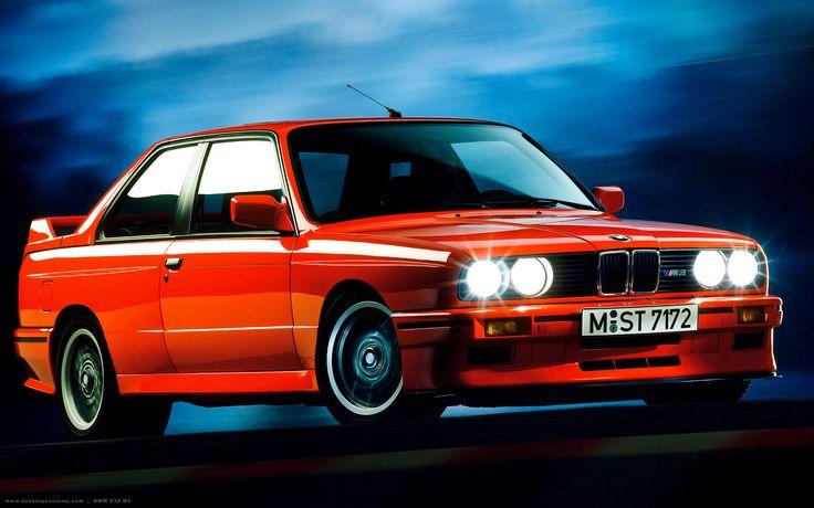 BMW M3 E30 :)