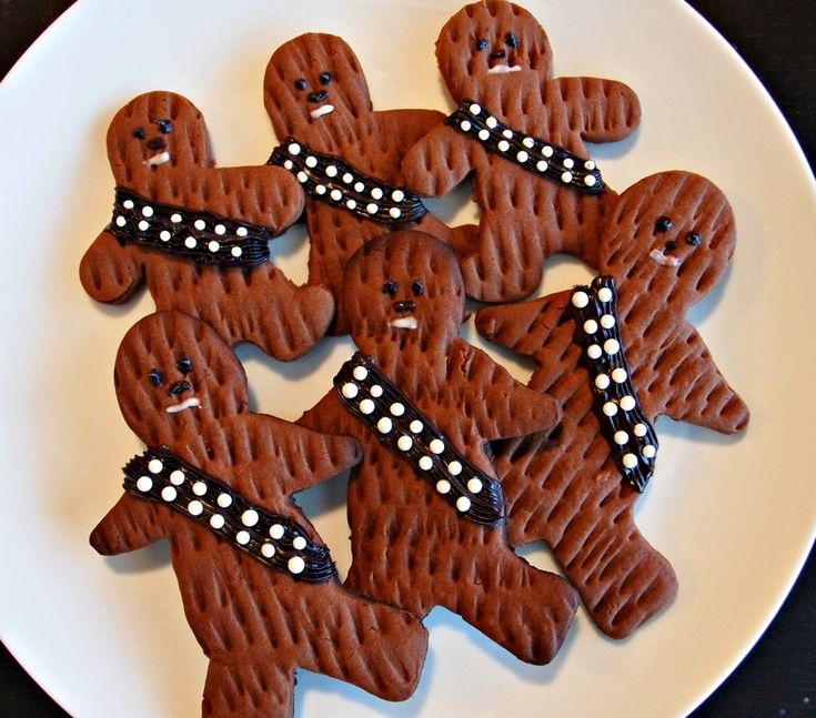 Wookie Cookies: Happy Star Wars Day!