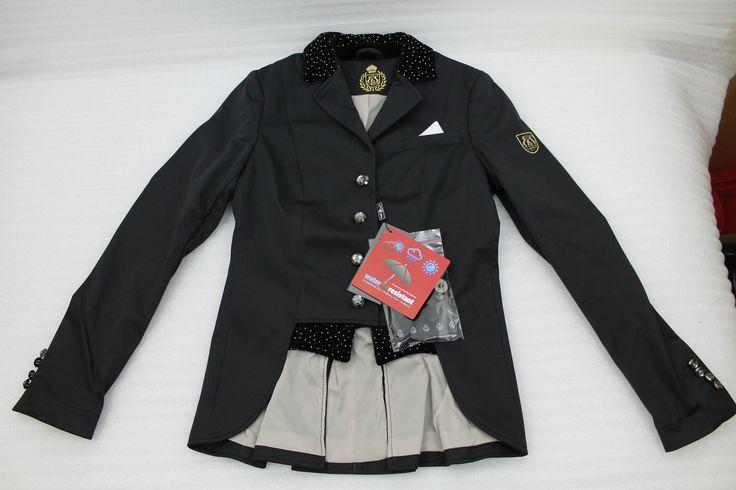 NEU! Fair Play Turnierjacket Dressur Jacket Bea - schwarz, Gr. 38/M