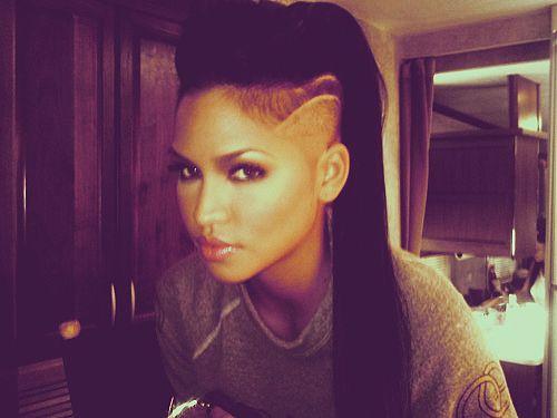#Cassie #hair #pretty