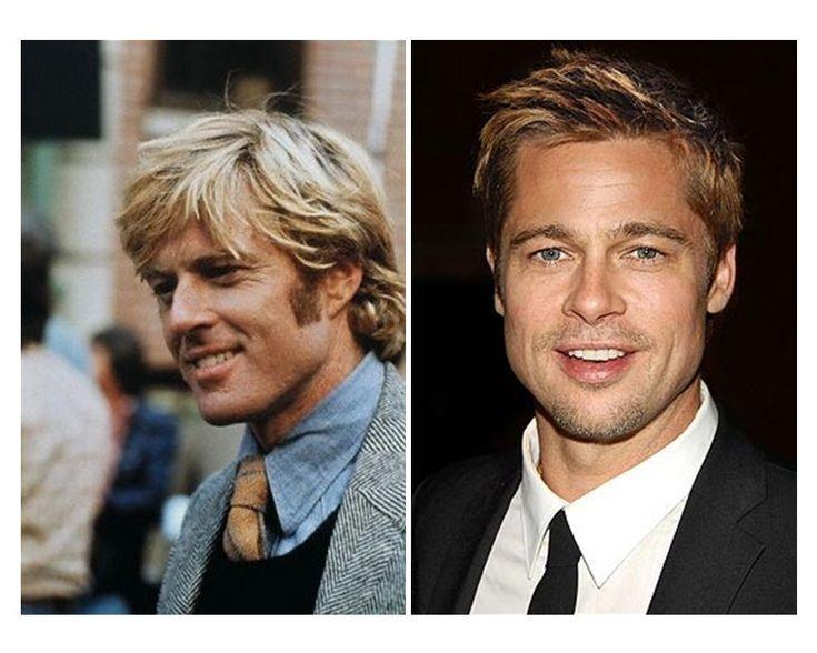 Brad Pitt And Robert Redford - Google Search