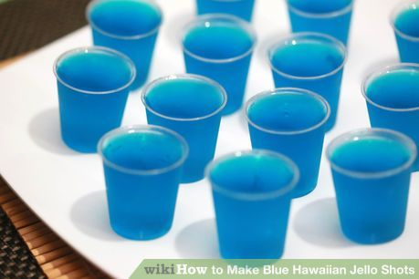 Image titled Make Blue Hawaiian Jello Shots Final