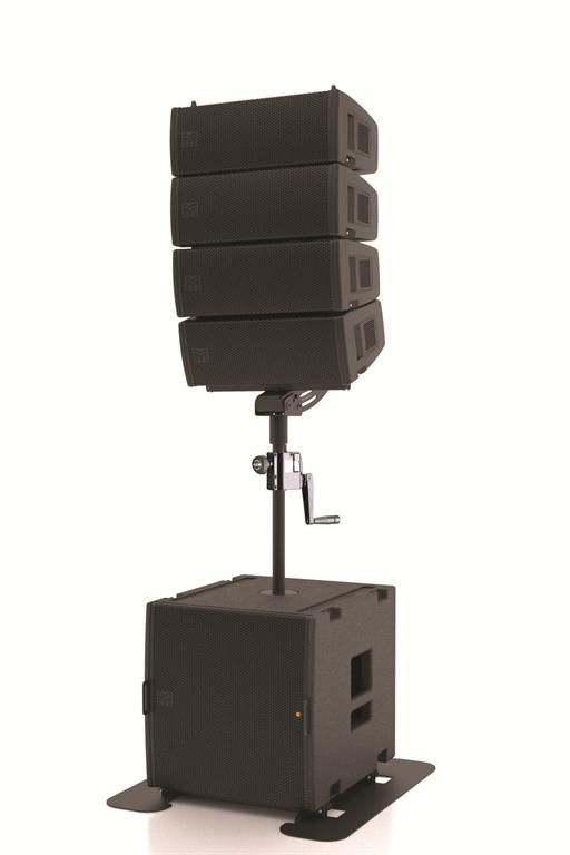 Martin Audio's new MLA Mini will now be able to share MLA technology across a wider range of smaller-scale portable and installed sound applications requiring fidelity, consistency, and control. - See more at: http://www.avnetwork.com/systems-contractor-news/0001/martin-audio-mla-mini-pioneers-new-compact-format/91360#sthash.ge6ICuPo.dpuf