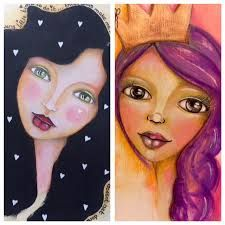 Image result for drawing whimsical faces