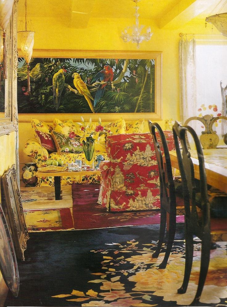 betsey johnson ambiance pinterest interiors chinoiserie and