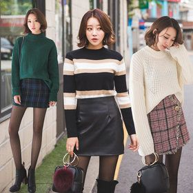 Gmarket - LALAEL Women`s knit top collection / turtleneck / pu...