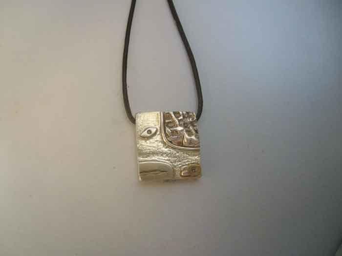 mayan kin seal serpent chickchan sterling silver 925 pendant charm mexican zodiac horoscope sello maya kin serpiente horóscopo plata 925 by Algaba on Etsy