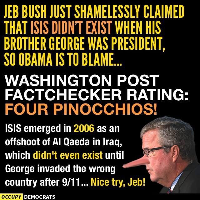 Jeb Bush Quotes Resist The Jeb Bush The Media Wants To Sell You For 2016It's A Jeb .