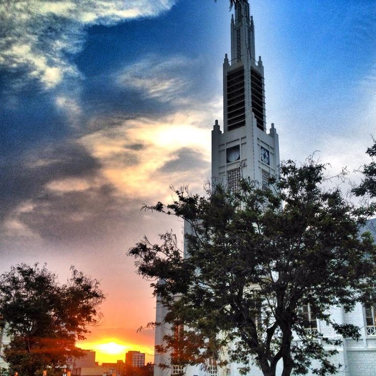 Church in Maputo, Mozambique.