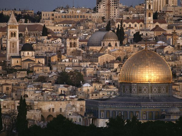 I love this photo of Jerusalem. What a gorgeous city. I loved the diversity I saw there.